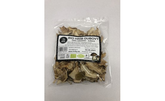 BIO Dubáky - sušené, krájané 50 g